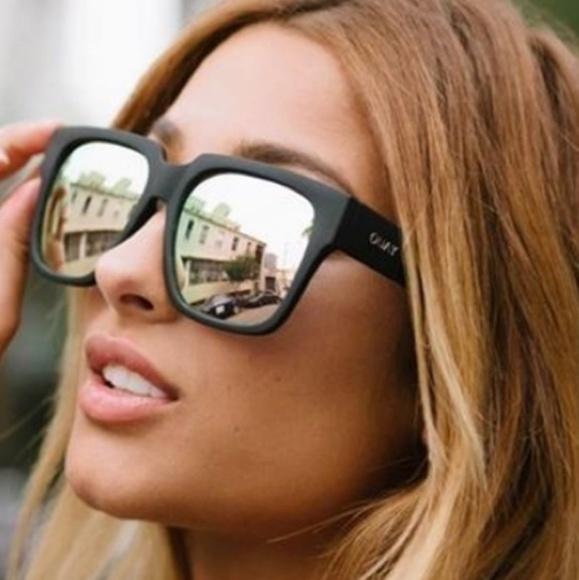 2bdd2974867b8 QUAY On the Prowl Sunglasses BLK PINK